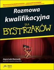 Ok�adka ksi��ki Rozmowa kwalifikacyjna dla bystrzak�w. Wydanie III