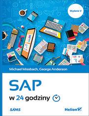 Ok�adka ksi��ki SAP w 24 godziny. Wydanie V