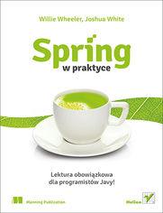 Ok�adka ksi��ki Spring w praktyce