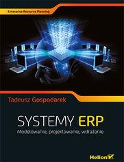 Ok�adka ksi��ki Systemy ERP. Modelowanie, projektowanie, wdra�anie