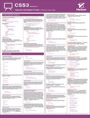 Tablice informatyczne. CSS3. Wydanie II