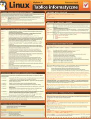 Tablice informatyczne. Linux. Wydanie III