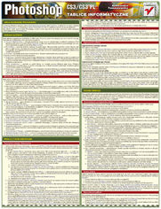 Tablice informatyczne. Photoshop CS3/CS3 PL