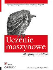 Ok�adka ksi��ki Uczenie maszynowe dla programist�w