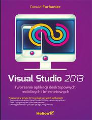 Ok�adka ksi��ki Visual Studio 2013. Tworzenie aplikacji desktopowych, mobilnych i internetowych