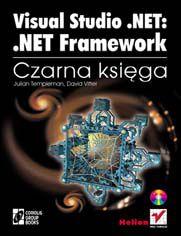 Ok�adka ksi��ki Visual Studio .NET: .NET Framework. Czarna ksi�ga