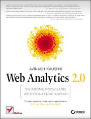 Ok�adka ksi��ki Web Analytics 2.0. �wiadome rozwijanie witryn internetowych