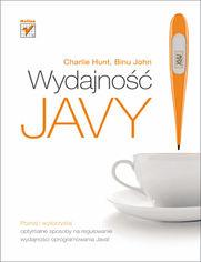 Ok�adka ksi��ki Wydajno�� Javy