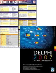 Tablice informatyczne. Delphi. Delphi 2007 dla WIN32 i bazy danych - Adam Boduch. Marian Wybrańczyk