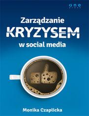 Ok�adka ksi��ki Zarz�dzanie kryzysem w social media
