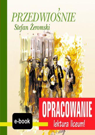Okładka książki/ebooka Przedwiośnie (Stefan Żeromski) - opracowanie