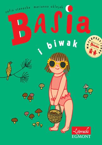 Okładka książki/ebooka Basia i biwak