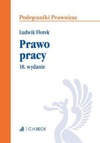 Okładka książki/ebooka Prawo pracy. Wydanie 18
