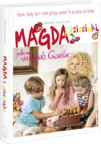 Okładka książki/ebooka Magda i dzieciaki