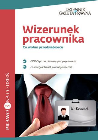 Okładka książki/ebooka Wizerunek pracownika