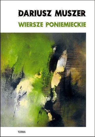 Okładka książki/ebooka Wiersze poniemieckie