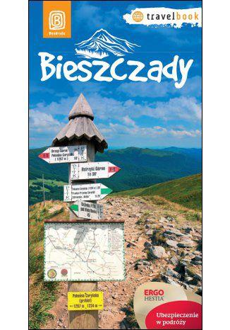 Okładka książki/ebooka Bieszczady. Travelbook. Wydanie 1