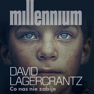 Okładka książki Millennium (#4). Co nas nie zabije