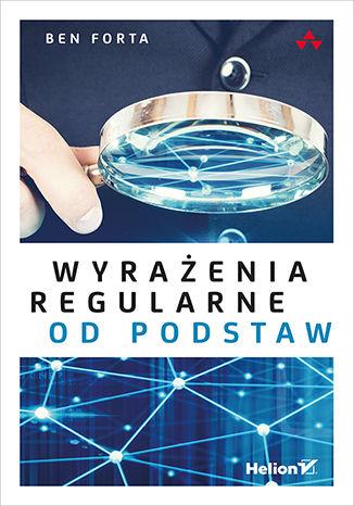 Okładka książki/ebooka Wyrażenia regularne od podstaw