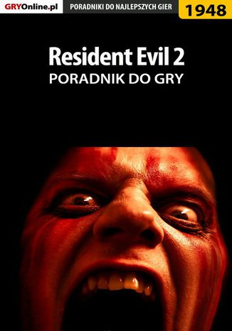 Okładka książki/ebooka Resident Evil 2 - poradnik do gry