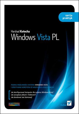 Okładka książki/ebooka Windows Vista PL. Seria praktyk