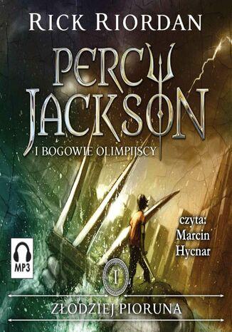 Okładka książki/ebooka Złodziej Pioruna. Tom I Percy Jackson i Bogowie Olimpijscy