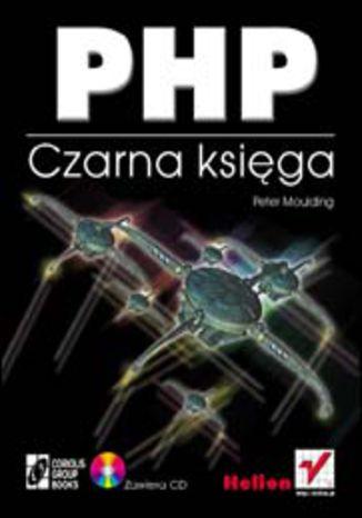 Okładka książki/ebooka PHP. Czarna księga