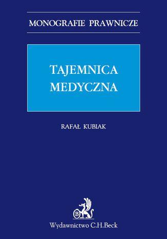Okładka książki/ebooka Tajemnica medyczna
