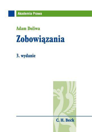 Okładka książki/ebooka Zobowiązania