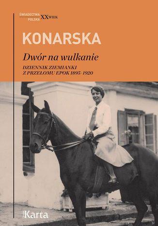 Okładka książki/ebooka Dwór na wulkanie