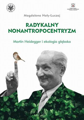 Okładka książki/ebooka Radykalny nonantropocentryzm