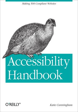 Okładka książki/ebooka Accessibility Handbook