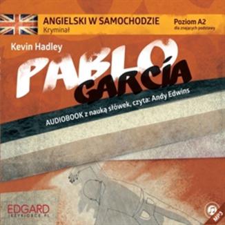 Okładka książki Angielski w samochodzie - Kryminał Pablo Garcia