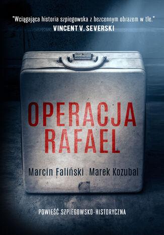 Okładka książki/ebooka Operacja Rafael