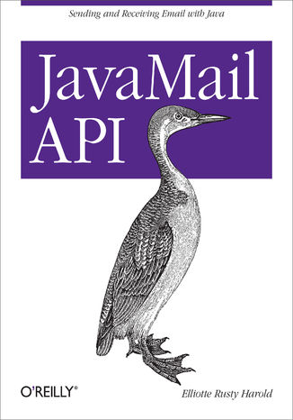 Okładka książki/ebooka JavaMail API. Sending and Receiving Email with Java