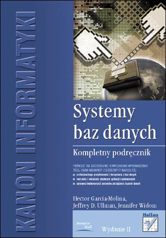 Okładka książki/ebooka Systemy baz danych. Kompletny podręcznik. Wydanie II