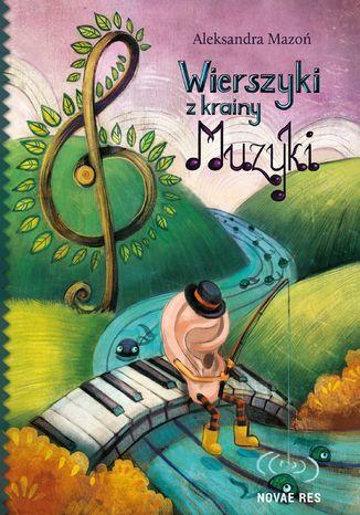 Okładka książki/ebooka Wierszyki z krainy muzyki