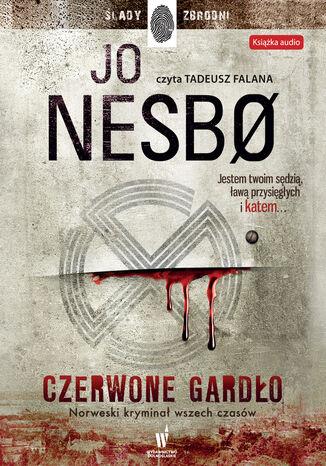 Okładka książki/ebooka Czerwone Gardło