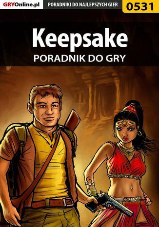 Okładka książki/ebooka Keepsake - poradnik do gry