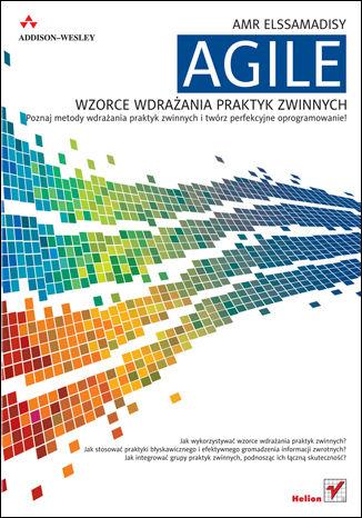 Okładka książki/ebooka Agile. Wzorce wdrażania praktyk zwinnych