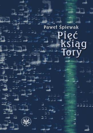 Okładka książki/ebooka Pięć ksiąg Tory. Komentarze