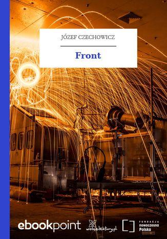 Okładka książki/ebooka Front