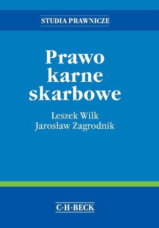 Okładka książki/ebooka Prawo karne skarbowe