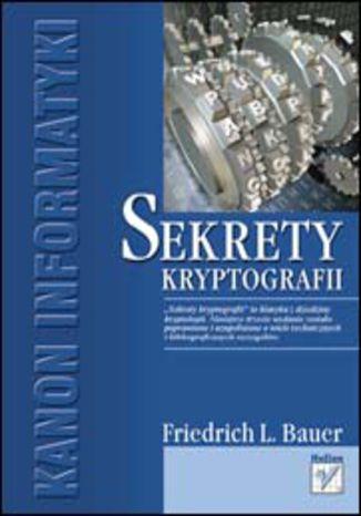 Okładka książki/ebooka Sekrety kryptografii
