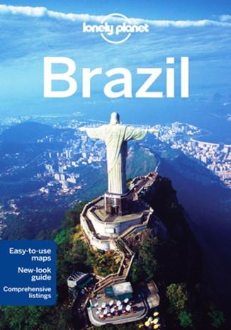 Okładka książki Brasil (Brazylia). Przewodnik Lonely Planet