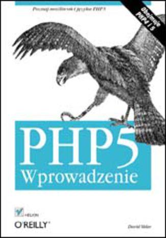 Okładka książki/ebooka PHP5. Wprowadzenie