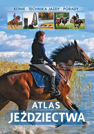 Okładka książki/ebooka Atlas jeździectwa