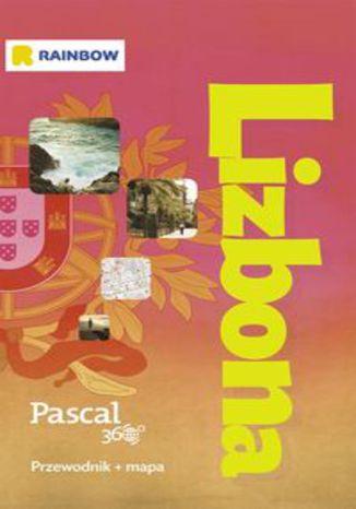 Okładka książki/ebooka Lizbona Pascal 360 Przewodnik + mapa