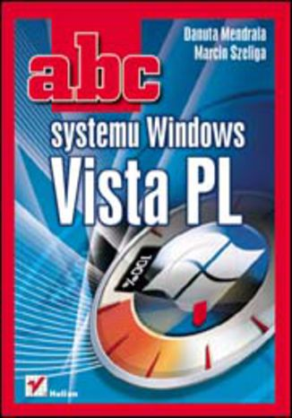 Okładka książki/ebooka ABC systemu Windows Vista PL