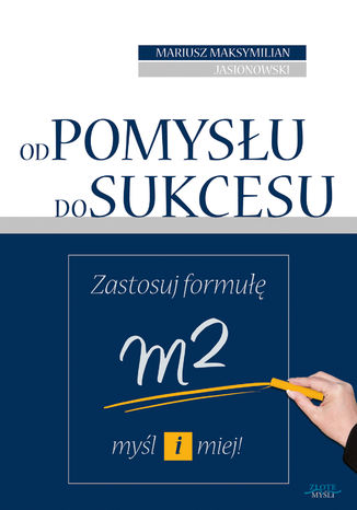 Okładka książki/ebooka Od pomysłu do sukcesu
